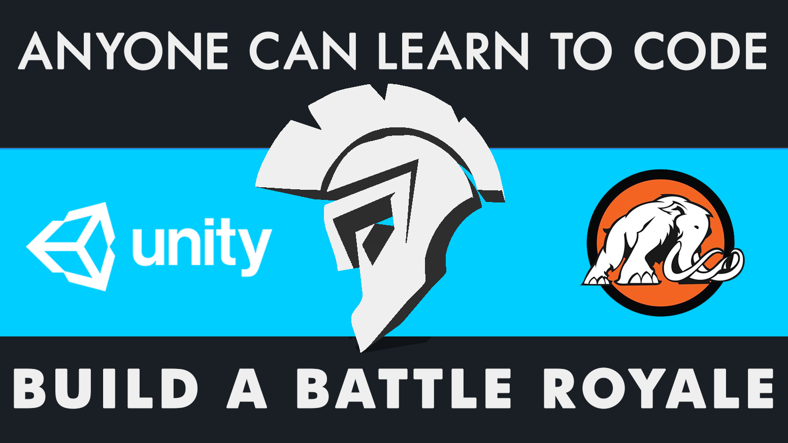 Anyone Can Make a Video Game! Build a Battle Royale with Unity and