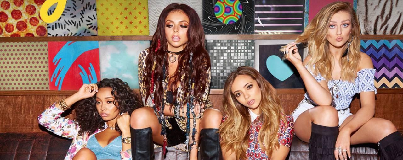 Little Mix - The Get Weird Tour - Live in Singapore 2016