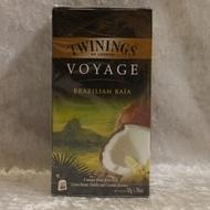 Voyage: Brazilian Baia  from Twinings