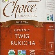 Organic Twig Kukicha from Choice Organic Teas