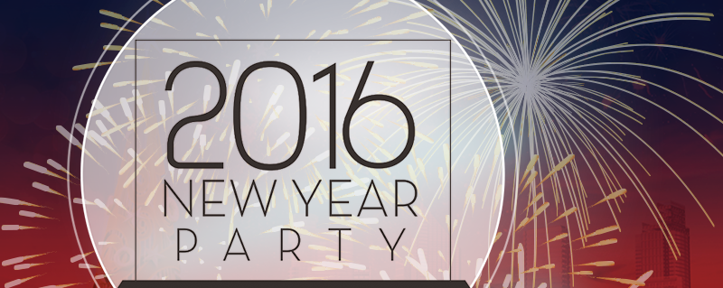Circuit Music Fest Presents: 2016 New Year Party