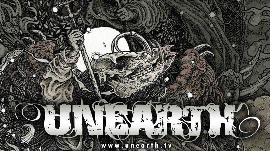 Unearth Live in KL