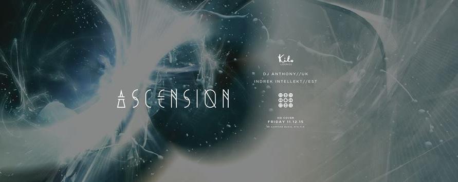 Ascension ft. DJ Anthony (UK) & Indrek Intellekt (EST)
