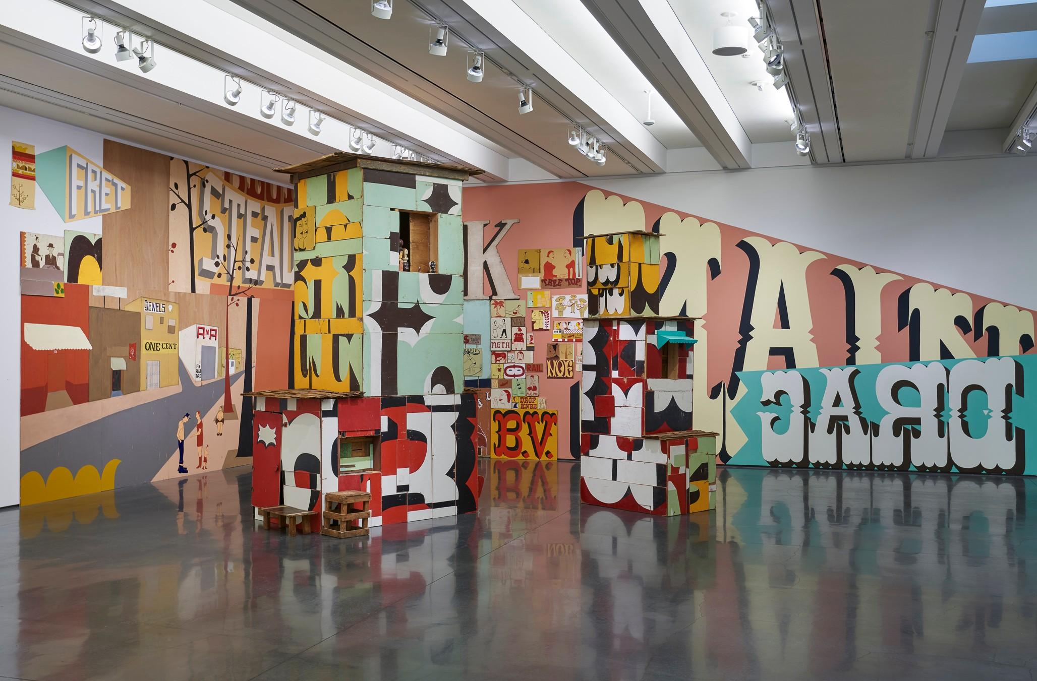 Margaret Kilgallen: that's where the beauty is  - Aspen Art Museum