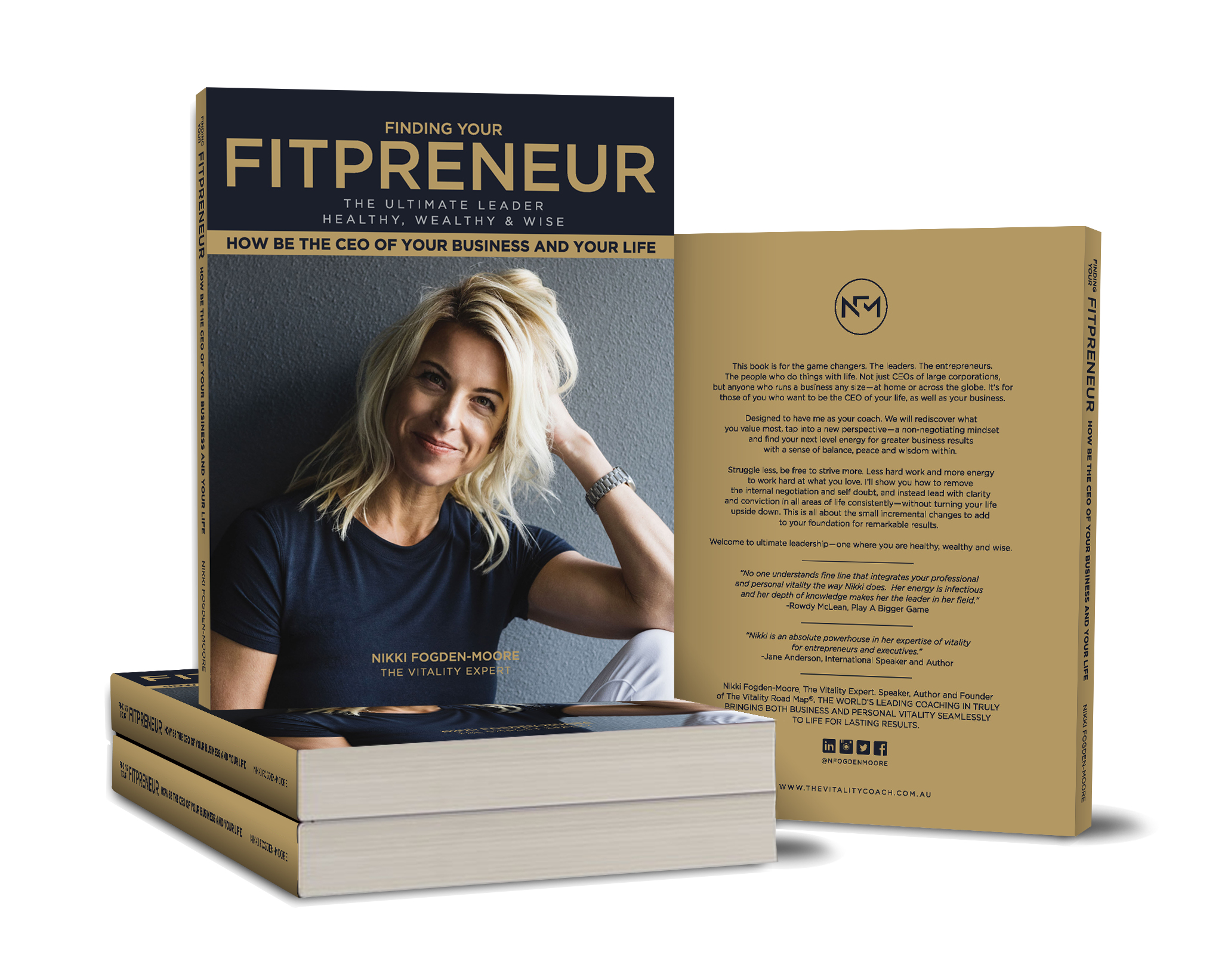 FITPRENEUR THE BOOK