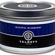 Blissful Blueberry from Talbott Teas