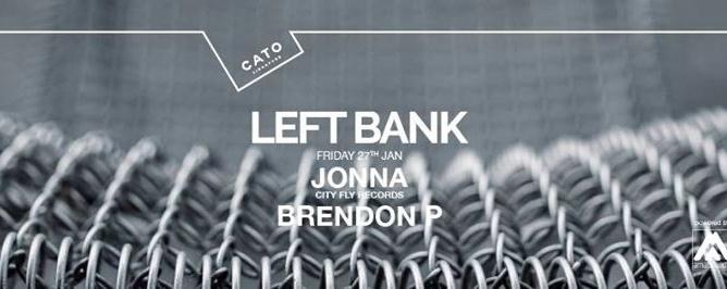 Leftbank ft. Jonna (City Fly Records) & Brendon P.