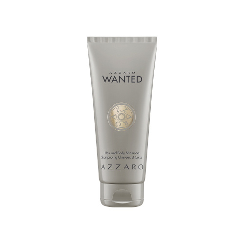 Gel Douche Cheveux et Corps Azzaro Wanted