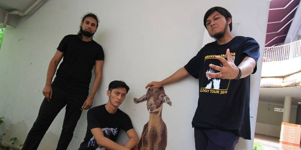 WATCH: Wormrot discuss their highly anticipated new album, their future as a band, and more