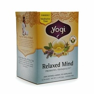 Relaxed Mind from Yogi Tea