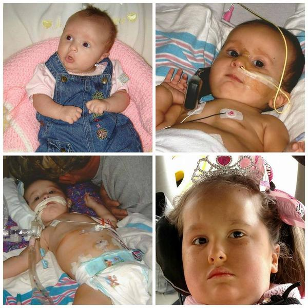Hope for Holly - Hanging on for a Cure for Spinal Muscular