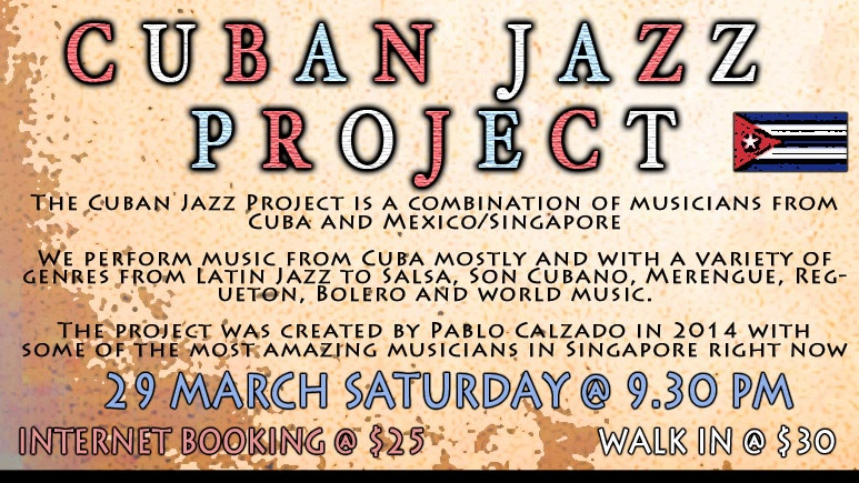 The Cuban Jazz Project