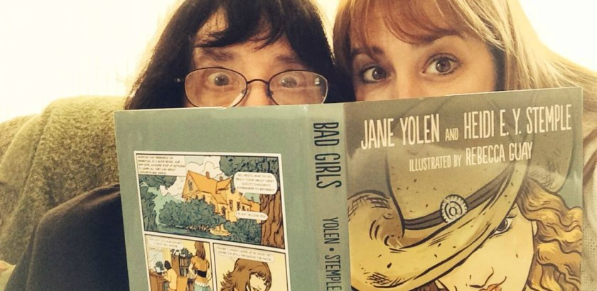 Jane Yolen & Heidi Stemple