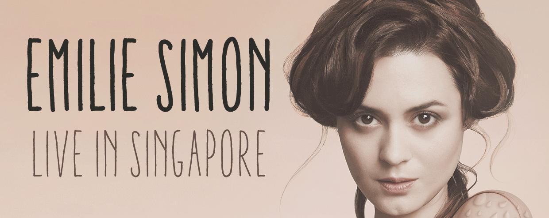 Emilie Simon Live in Singapore