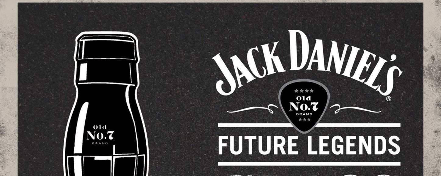 Jack Daniel's Future LegendsClass Act: Series One