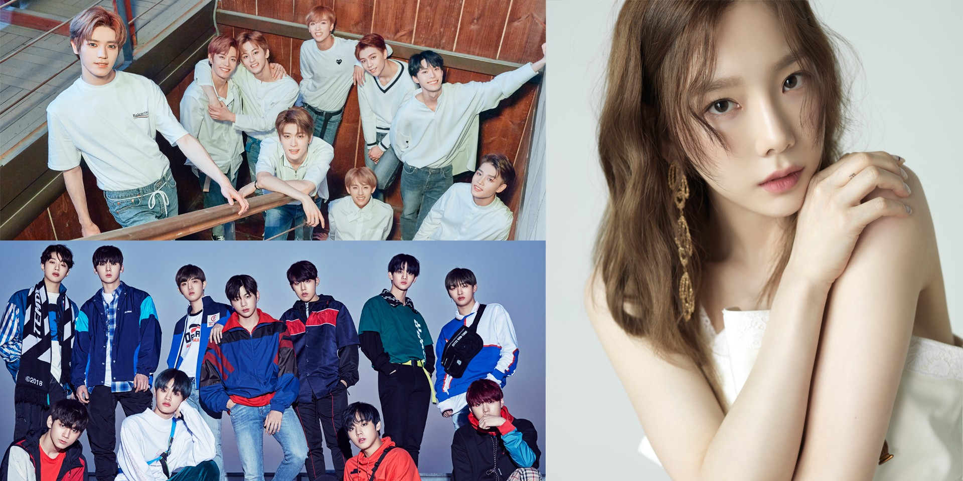 HallyuPopFest unveils full lineup, including Wanna One, NCT 127 and TAEYEON