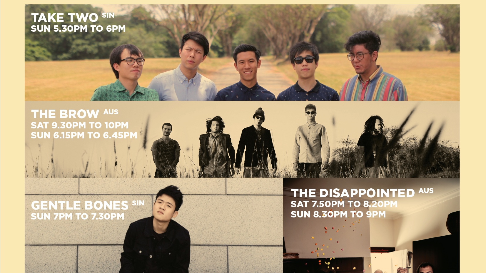 Singapore-Western Australian Music Exchange
