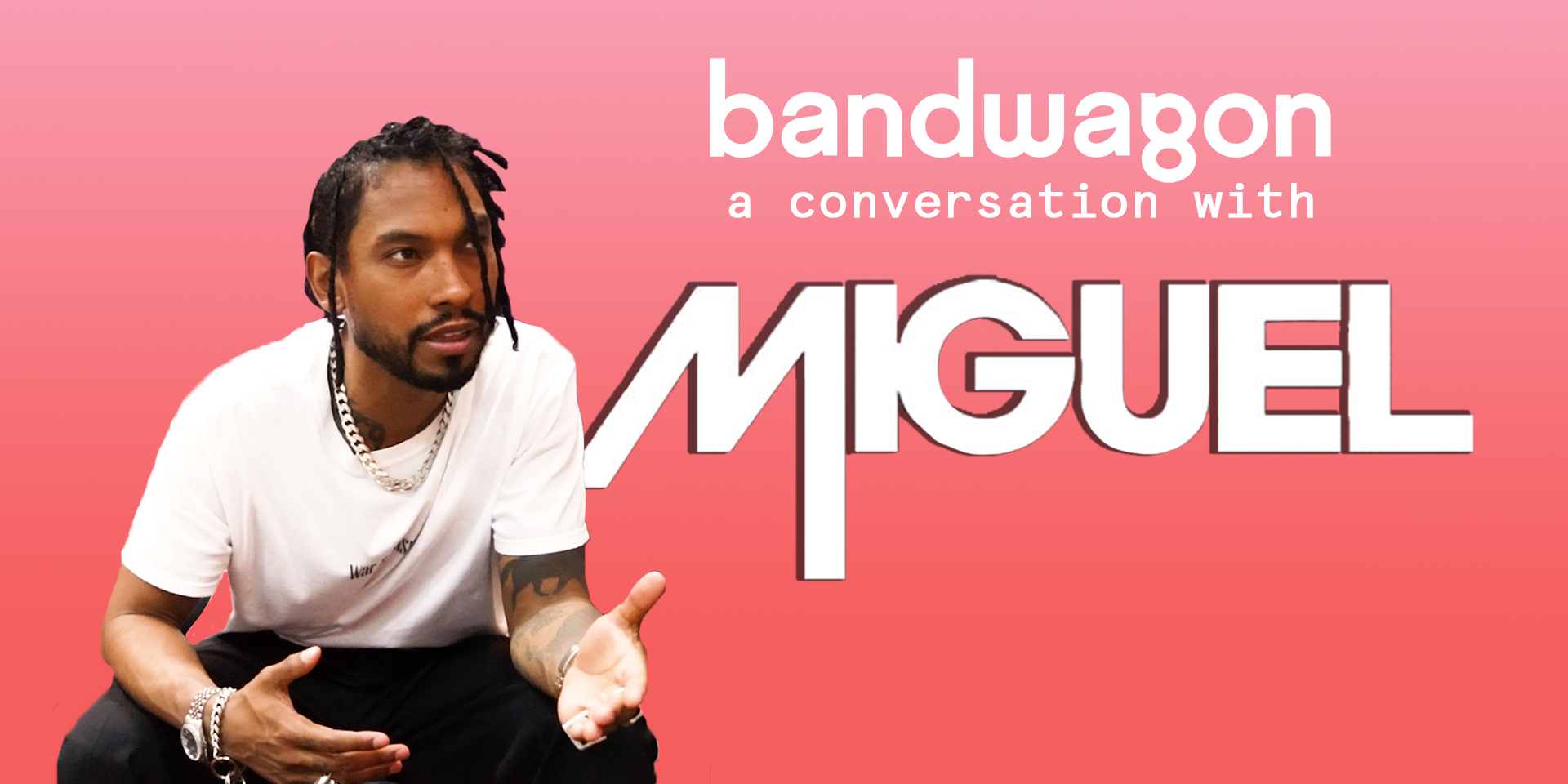 Miguel talks the current state of R&B, his thoughts on social media and more – watch