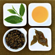 Dong Ding High Mountain Heritage Oolong Tea, Lot 264 from Taiwan Tea Crafts
