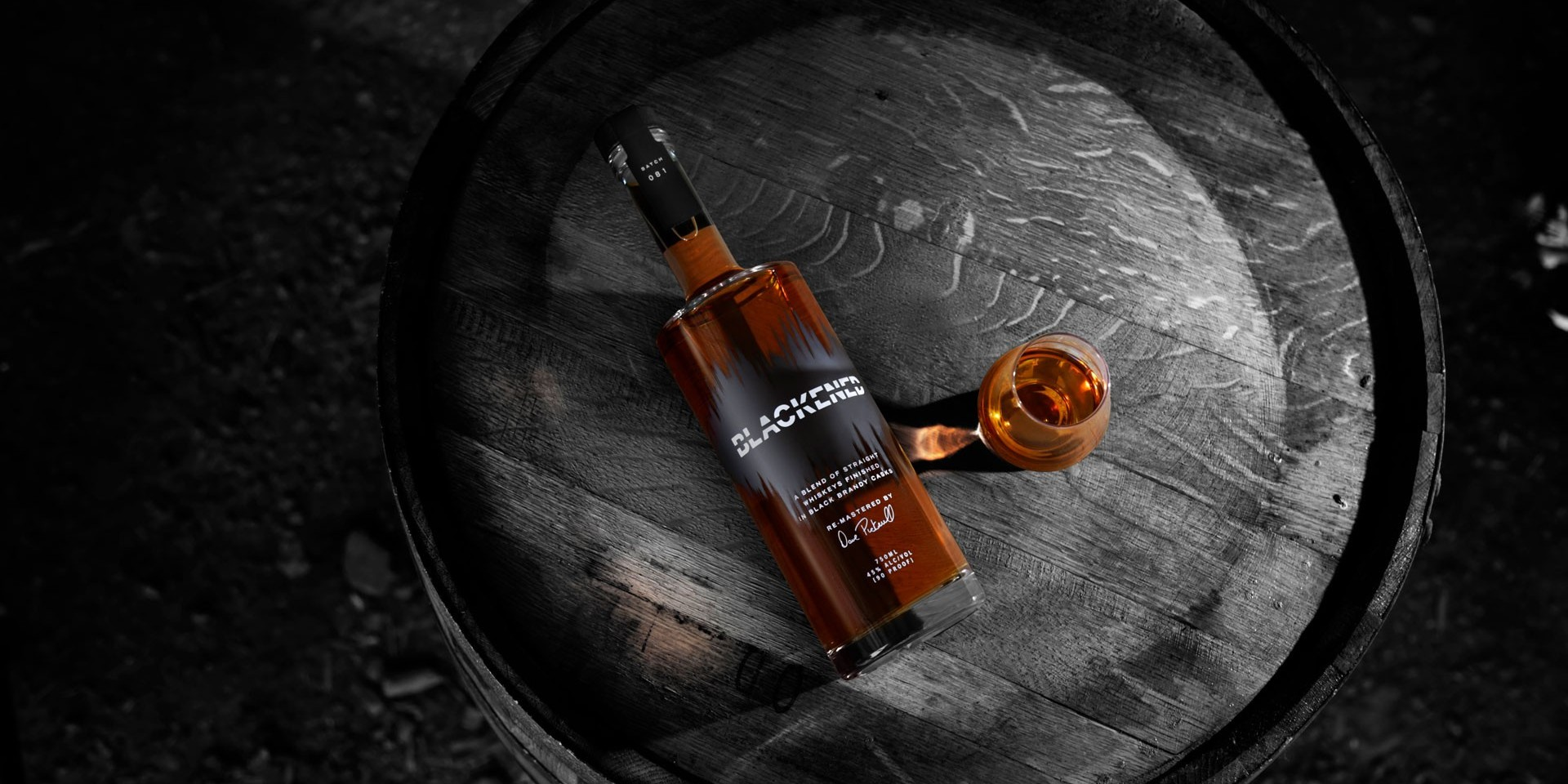 Metallica launches bespoke whiskey line