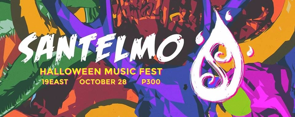Santelmo: Halloween Music Fest