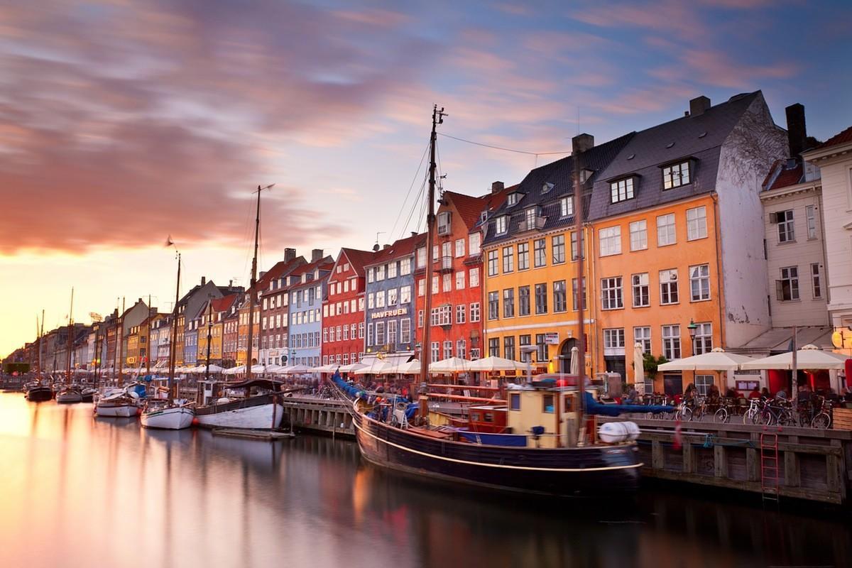 Denmark - cover