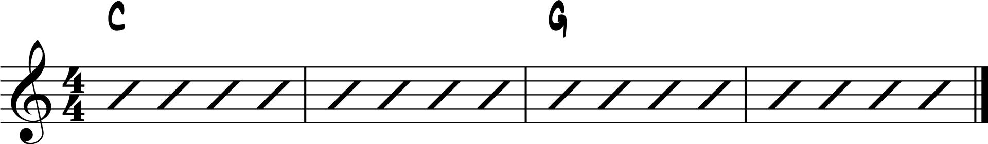 C G Chords