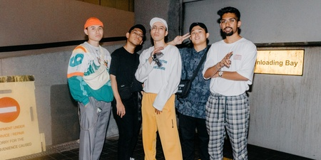 """We'll make it happen, no matter what"": Meet the Island Boys Collective"