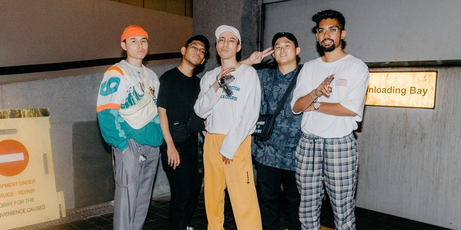 """""""We'll make it happen, no matter what"""": Meet the Island Boys Collective"""
