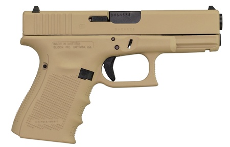 Glock Cerakote Guns
