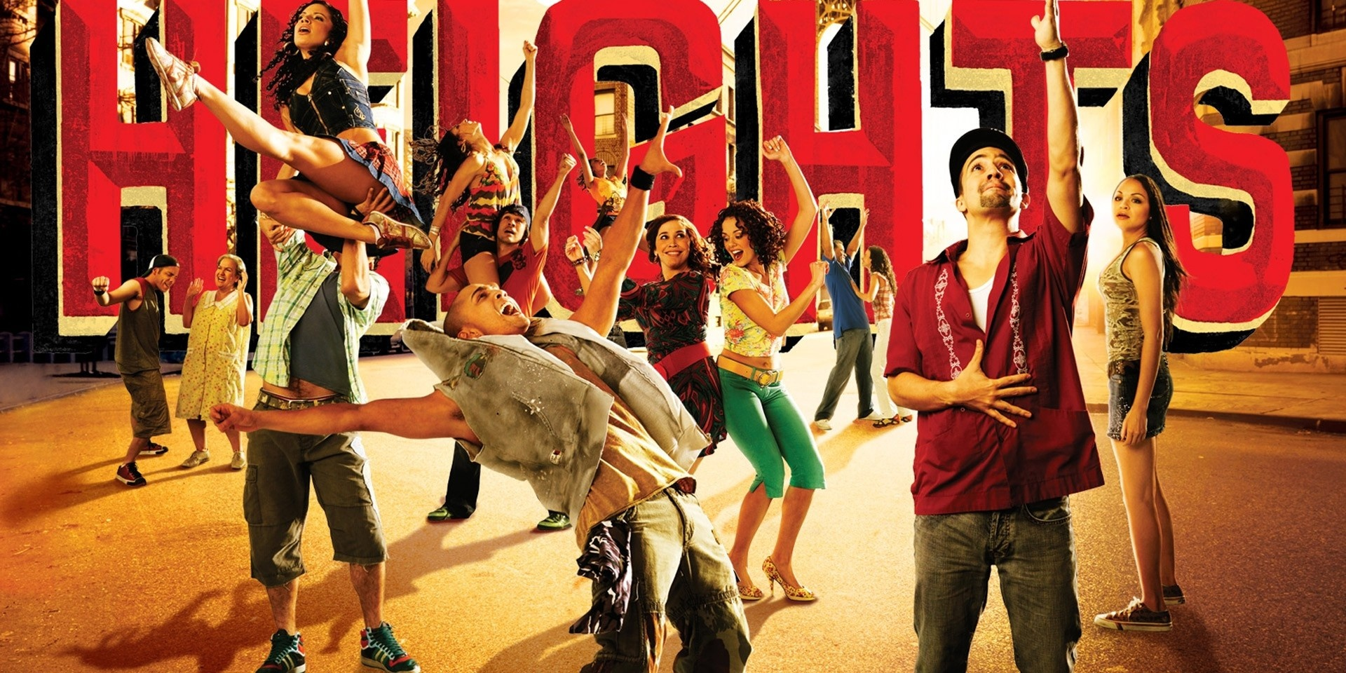 Digital casting call opens for Lin-Manuel Miranda's In the Heights film