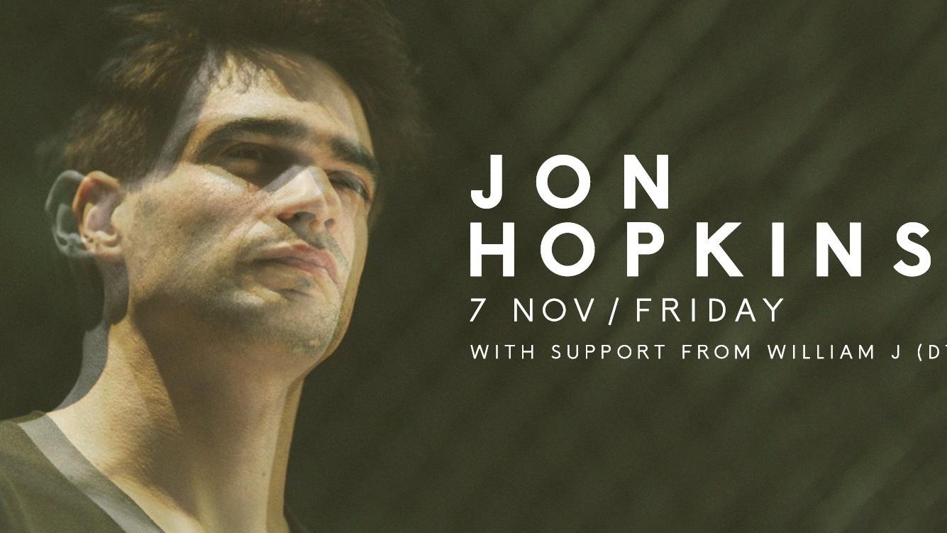 Canvas & NoPartyHere ft. Jon Hopkins (Domino Records, UK)