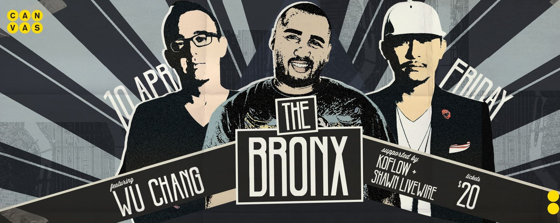 The Bronx ft. Wu Chang (US)
