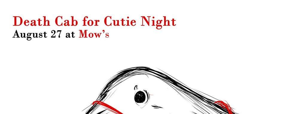 Death Cab for Cutie Night