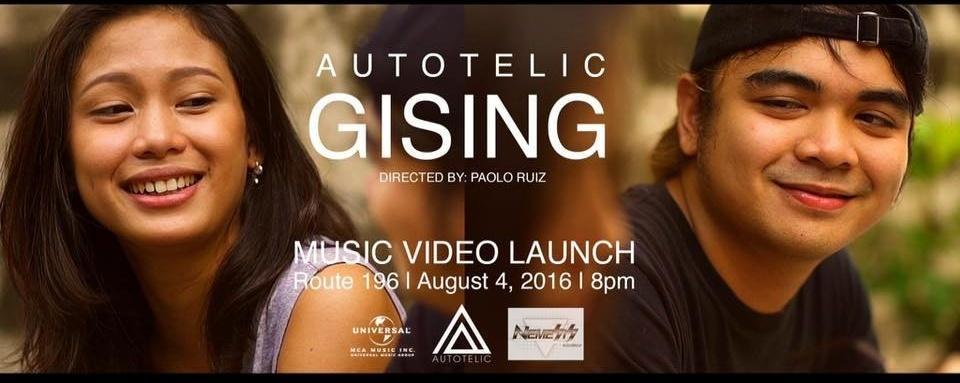 Gising Music Video Launch