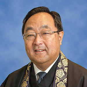 Rev. Marvin Harada