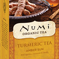 Amber Sun Turmeric Tea from Numi Organic Tea