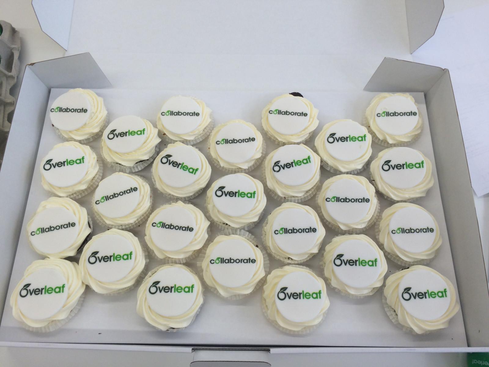 Overleaf Cupcakes!