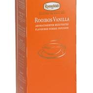 Rooibos Vanilla from Ronnefeldt