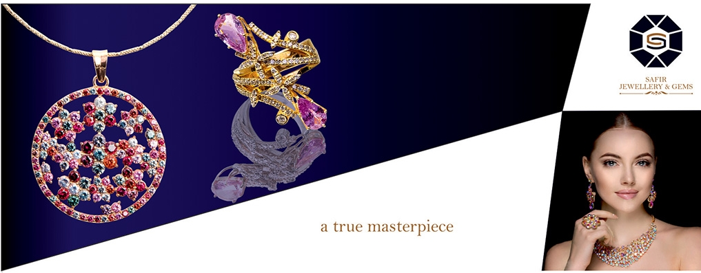 Safir Jewellery & Gems cover image | Kuala Lumpur | Travelshopa