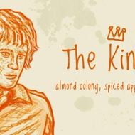 The King by Kristina Moy from Adagio Teas Custom Blends