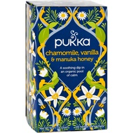 Chamomile, Vanilla & Manuka Honey from Pukka