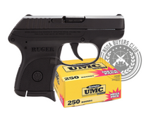 Ruger Ruger LCP (380acp) Plus UMC 380ACP 250 Rounds