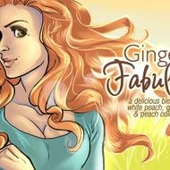 Ginger Fabulous from Custom-Adagio Teas, Meg Daunting