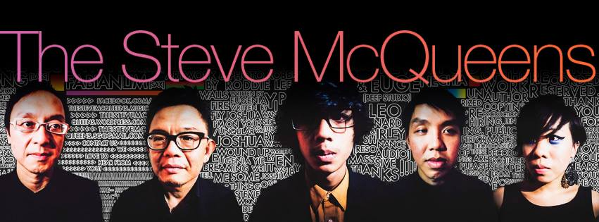 The Steve McQueens: Live at Artistry