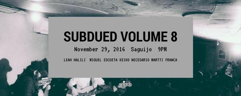 Subdued Volume 8