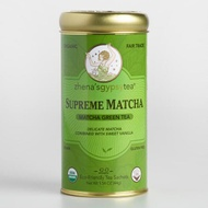 Supreme Matcha Green Tea from Zhena's Gypsy Tea