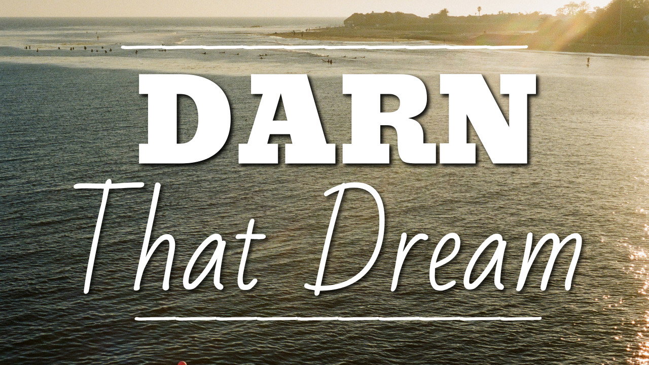 Darn That Dream - thumbnail