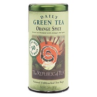 Orange Spice from The Republic of Tea