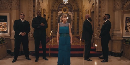 Taylor Swift is finally free in her music video for 'Delicate' – watch